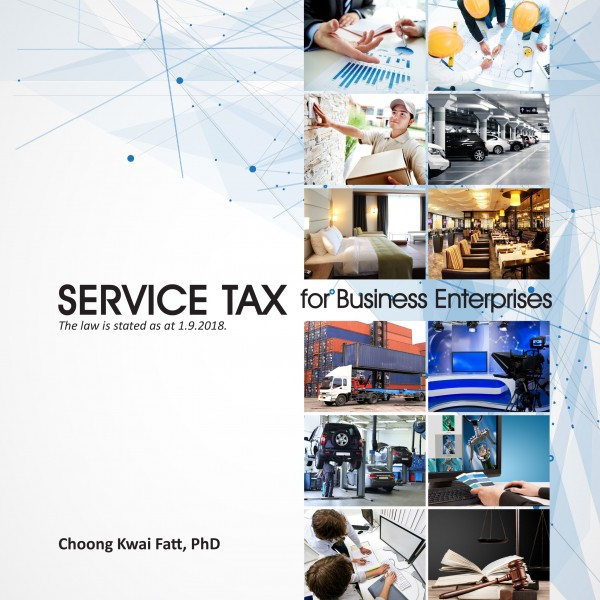 Cover - Service Tax for Business Enterprises